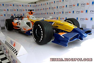 รถแข่งฟอร์มูลาวัน F1