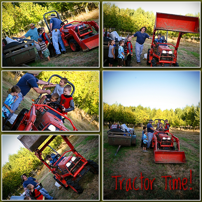 tractor time