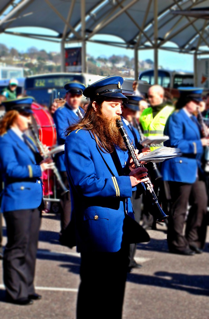The Bearded Bandsman