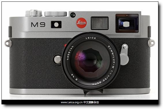 『新相机』Leica M9数码旁轴机身发布