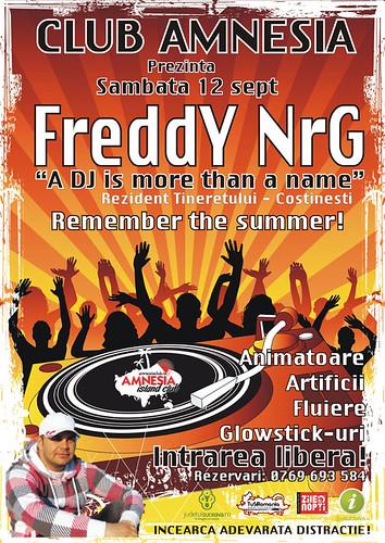 12 Septembrie 2009 » Freddy NrG