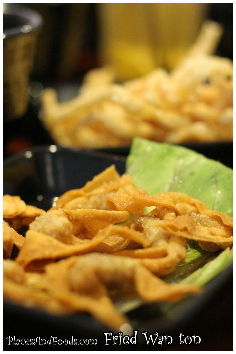 fried wonton