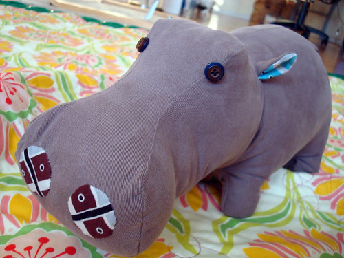hippo on SFQ 3