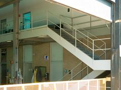 IIT Late Summer (faasdant) Tags: chicago brick glass architecture modern campus landscape steel interior architect iit miesvanderrohe alfred van der mies minimalist modernist caldwell rohe