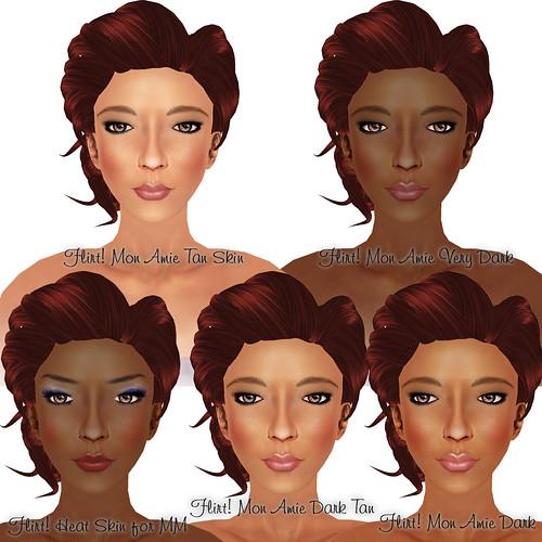 Flirt_Female Skins