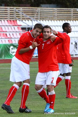 U19 Switzerland vs Estonia
