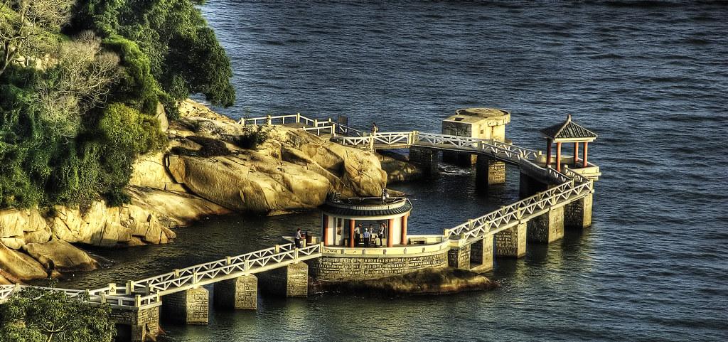 Gulangyu, Xiamen: The Spot.