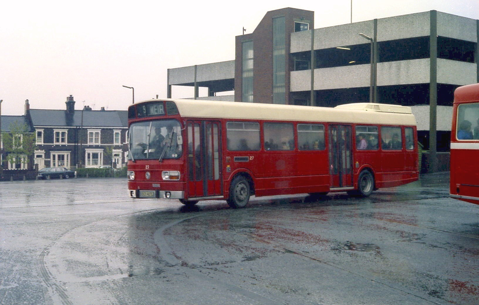 Stonier's first Leyland National. (by Renown)