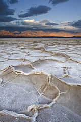 Badwater (mike.irwin) Tags: california morning sunrise landscape death nikon desert flat salt valley deathvalley badwater deathvalleynationalpark d90 mikeirwin wwwmikeirwinartcom