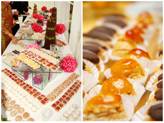 Catering y buffets