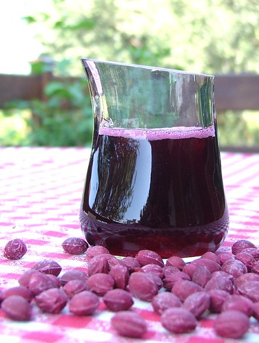 Cherry sirup & Cherry jam - Sciroppo di Ciliegie e confettura di cliegie