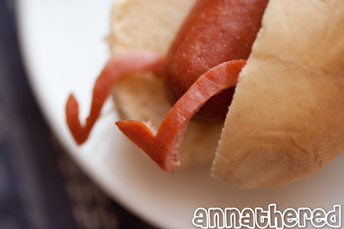 Non-bento #42: Hot-Dog Fairy
