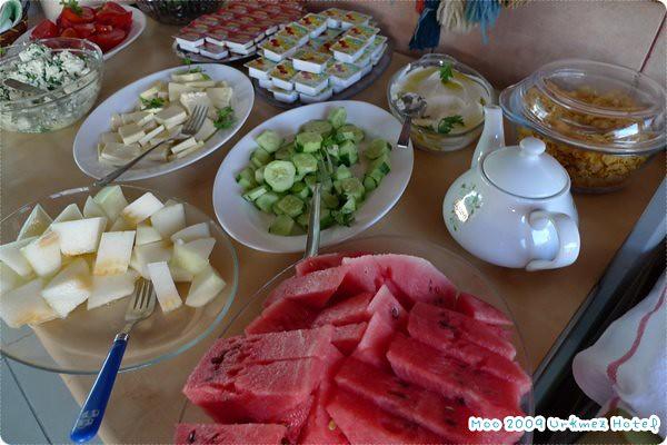 Urkmez Hotel早餐-2
