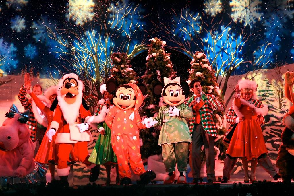 mickeys twas the night before christmas at disney character central - Twas The Night Before Christmas Movie