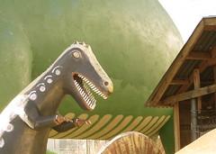 Dinosaurs in Holbrook, AZ (Argyle Dinosaur) Tags: arizona holbrook dinosaurs