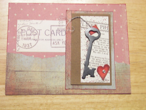 clip art. collage. greeting card