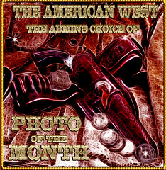 The American West Admin Choice award