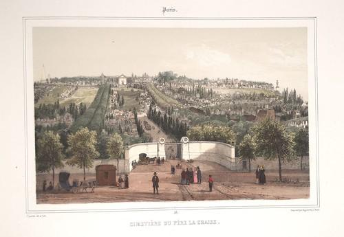 015- Paris- Cementerio del Padre La Chaise