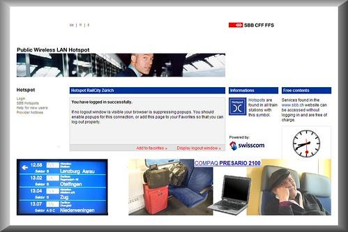 DigiCollage SBB ZVV COMPAQ