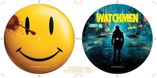 WATCHMEN-VINYLS