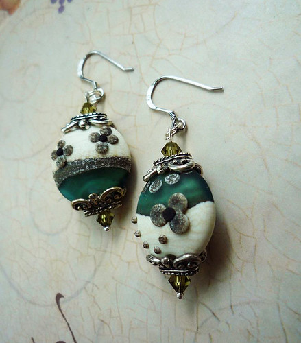 for kat consideration completed earrings