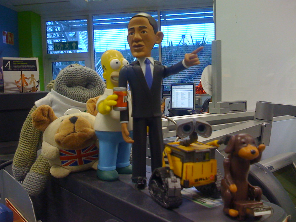 The World's Best Photos of homer and obama - Flickr Hive Mind