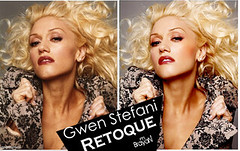 79.Gwen Stefani Retoque (Brayan E. Old Flickr) Tags: magazine photoshoot no banner bazaar doubt gwen diseño esteban stefani blend grafico tratamiento retoque brayan retuch