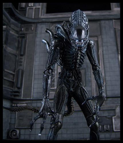 Alien modelo juguete