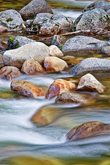 Rocky Stream (William Yu Photography / Chinaphotoworkshop) Tags: california park usa water rock stone creek flow stream national yosemite deluge       chinaphotoworkshop