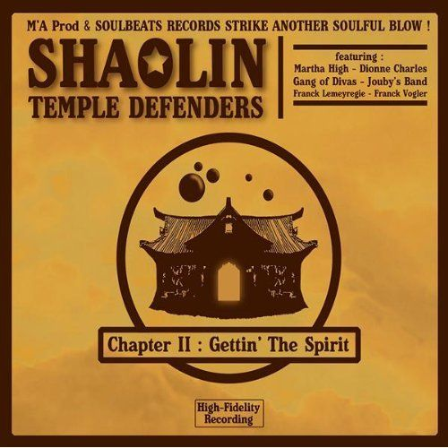Shaolin Temple Defenders - Chapter II: Gettin' The Spirit (2009)