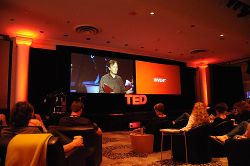 TED 2009 at Palm Springs venue by Larry Johnson, on Flickr