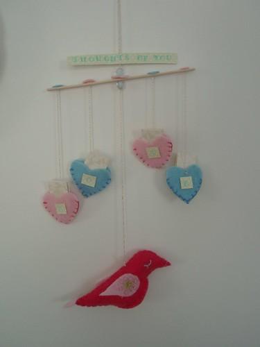 Valentine offering