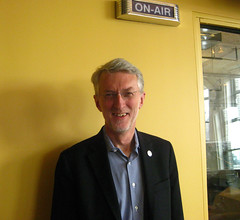 Jeff Jarvis at WNYC
