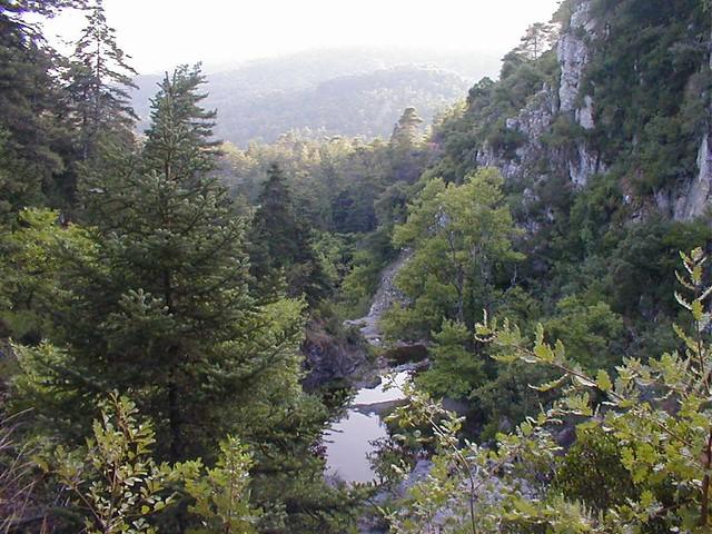Στερεά Ελλάδα - Εύβοια - Δήμος Ελυμνίων Καταρράκτες Δρυμώνα