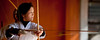 Kyudo practice (Derekwin) Tags: japan japanese nikon kyoto bow arrow aim kyudo aiming d700 nikond700