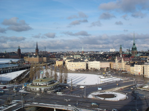 katrinahissen, stockholm von Ihnen.