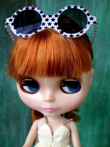 Blue-eyed Clementine