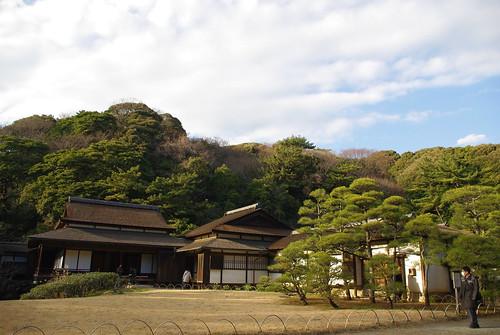日本家屋7