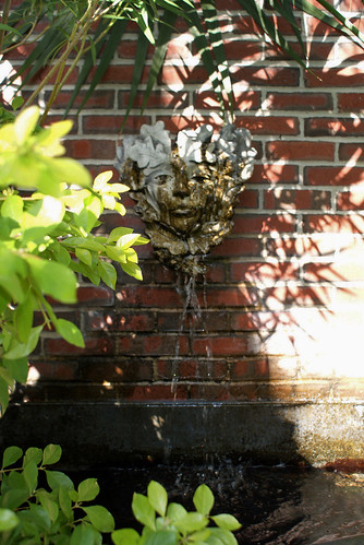 towerhill face fountain