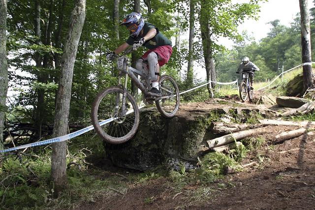 Snowshoe, WV biking