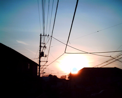 sunset...VQ1005
