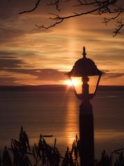 Lantern Sunrise (Clyde Barrett) Tags: ocean lamp sunrise newfoundland lantern nl nfld blueribbonwinner supershot clydebarrett citrit overtheexcellence theperfectphotographer