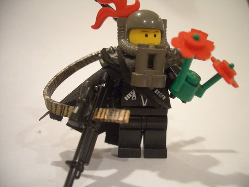 Post-Apoc Jackal custom minifig