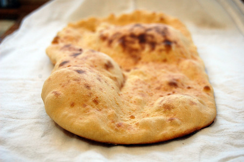 naan finished
