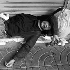 My friend of misery (.:marcutto:.) Tags: poverty 2005 sleeping thailand nikon asia bangkok homeless tailandia 11 beggar thai coolpix pointandshoot dormir compact mendigo pobreza sintecho 7900 coolpix7900 nikoncoolpix7900 compacta
