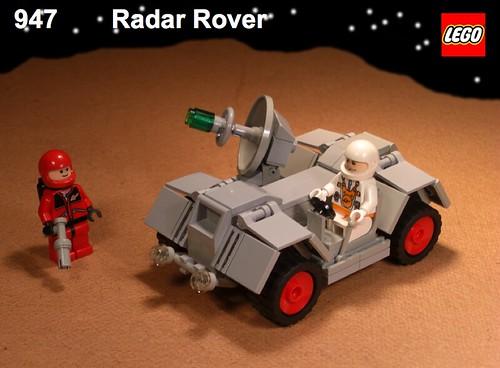 Radar Rover
