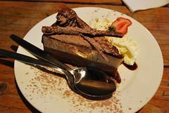 German cake desert