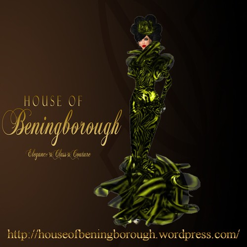 House of Beningborough Logo/blog url
