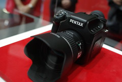 PENTAX 645 digital
