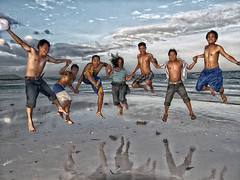 Bohol Beach Club (Ivax McHeaven) Tags: beach awesome ivan bohol pcc cebusugbo anawesomeshot gr8photo ivanlangit ivaxmcheaven dragondaggerphoto